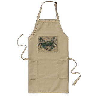 Chesapeake Bay Blue Crab Apron
