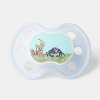 Chesapeake Bay Blue Crab Pacifier