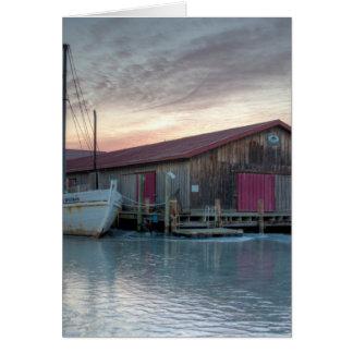 Chesapeake Bay Maritime Museum Card