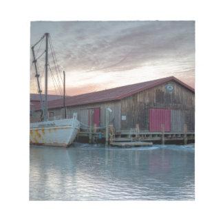 Chesapeake Bay Maritime Museum Notepad