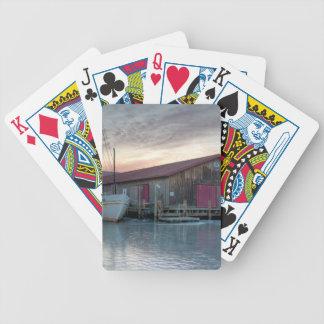 Chesapeake Bay Maritime Museum Poker Deck