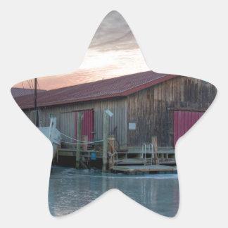 Chesapeake Bay Maritime Museum Star Sticker