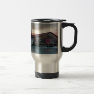 Chesapeake Bay Maritime Museum Travel Mug