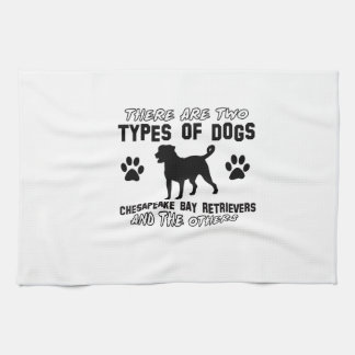 Chesapeake bay retriever animal  DESIGNS Tea Towel