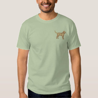 Chesapeake Bay Retriever Embroidered T-Shirt