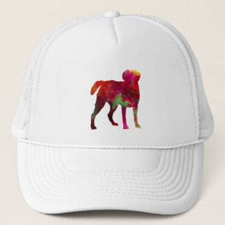 Chesapeake Bay Retriever in watercolor Trucker Hat