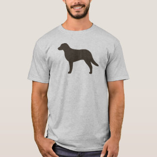 Chesapeake Bay Retriever Silhouette T-Shirt