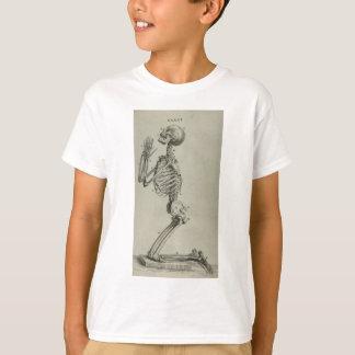 cheseldenprayingskeleton T-Shirt