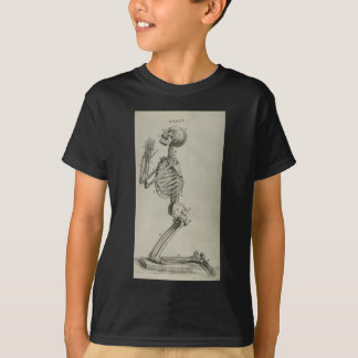 cheseldenprayingskeleton T-Shirt