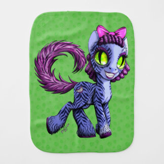 Cheshire Burp Cloth
