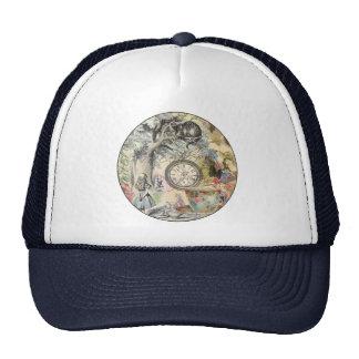 Cheshire Cat Alice in Wonderland Mesh Hat