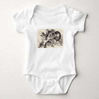 Cheshire Cat Baby Bodysuit