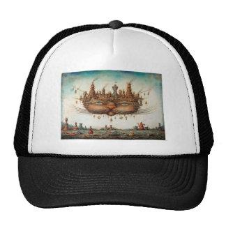 Cheshire Cat Trucker Hats