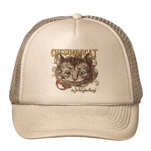 Cheshire Cat Carnivale Style (Gold Version) Hats