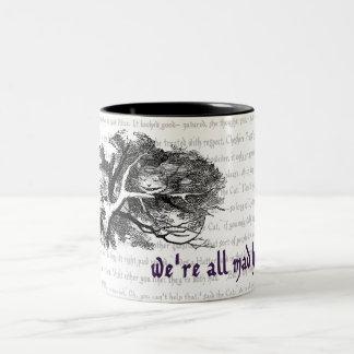 Cheshire Cat Coffee Mug Mug