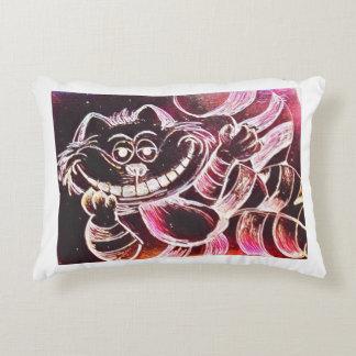 Cheshire Cat Decorative Cushion