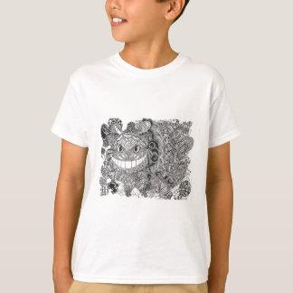 Cheshire Cat design T Shirts