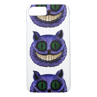 CHESHIRE CAT HEAD (Alice in Wonderland) ~ iPhone 8/7 Case
