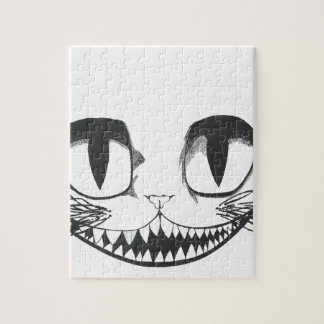 Cheshire Cat Jigsaw Puzzle