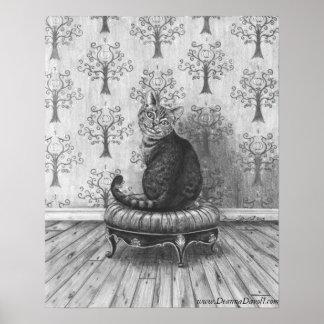 Cheshire Cat - Poster