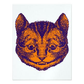 Cheshire Cat Prom Bid Custom Announcement