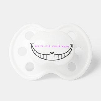 Cheshire Cat Smile Dummy
