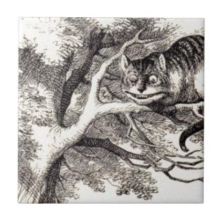 Cheshire Cat Tile