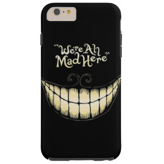 cheshire cat tough iPhone 6 plus case