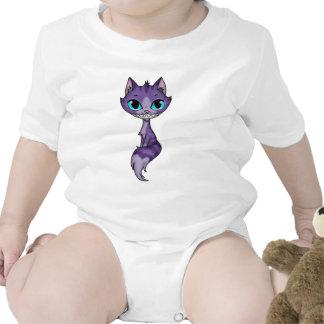 Cheshire Cat Baby Bodysuits