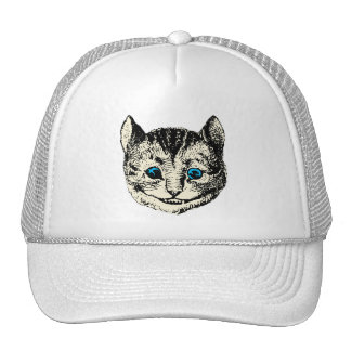 Cheshire Cat - Vintage Alice in Wonderland Cap