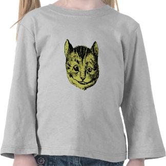 Cheshire Cat - Vintage Alice in Wonderland T-shirt