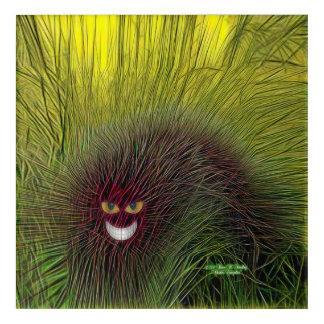 Cheshire Caterpillar Acrylic Print
