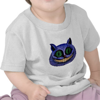 CHESHIRE CAT'S FLOATING HEAD (Alice in Wonderland) Tshirts