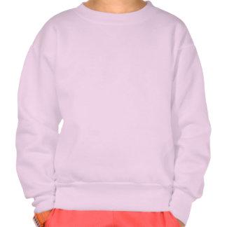 CHESHIRE CAT'S FLOATING HEAD (Alice in Wonderland) Pullover Sweatshirt