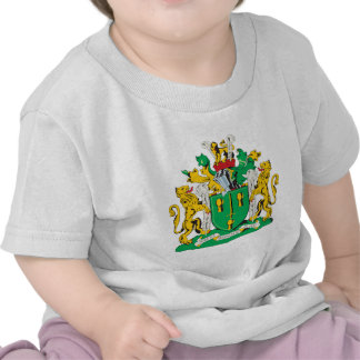 Cheshire County Coat of Arms Shirts