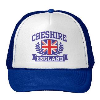 Cheshire England Mesh Hats