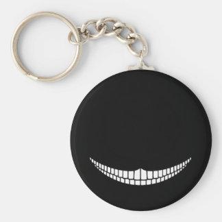 Cheshire Grin Keychains