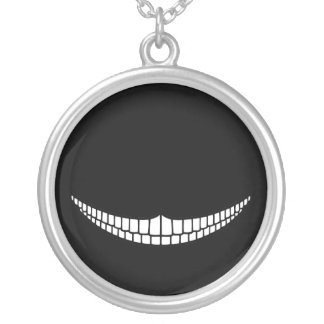Cheshire Grin Necklace
