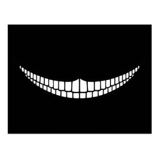 Cheshire Grin Post Cards