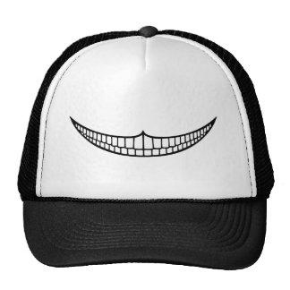 Cheshire Grin Trucker Hat
