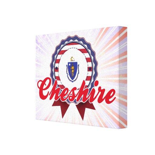 Cheshire, MA Canvas Print