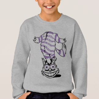 cheshire the cat sweatshirt