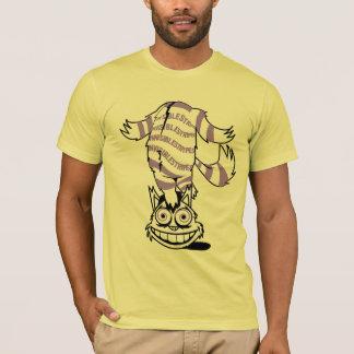 cheshire the cat t-shirt