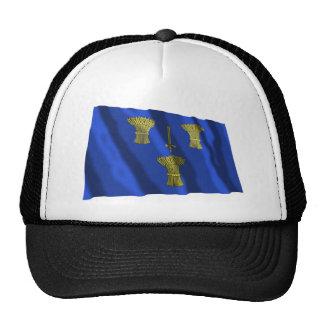 Cheshire Waving Flag Hat