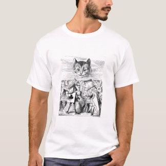 Chesire Cat -- Alice in Wonderland T-Shirt