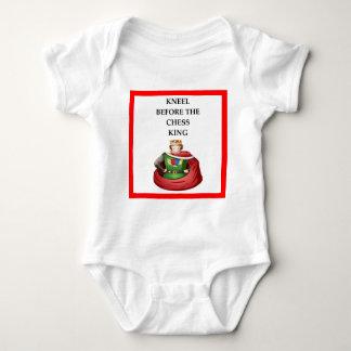 chess baby bodysuit