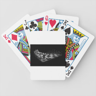 Chess Black White Chess Pieces King Chess Board Bicycle Playing Cards