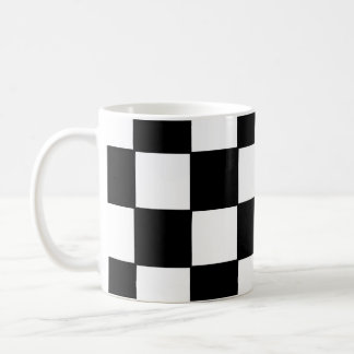 Chess Board Coffee Mug
