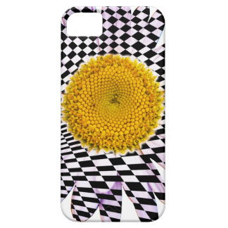 Chess board daisy barely there iPhone 5 case