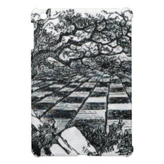 Chess Board in Wonderland iPad Mini Cases